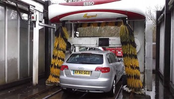 Automatic Car Washes and Your Paint
