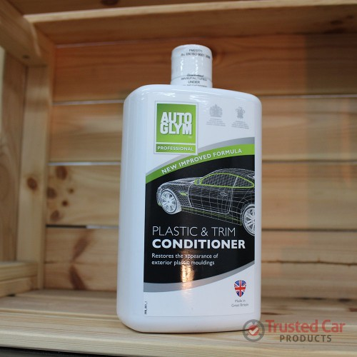 Autoglym Professional Plastic & Trim Conditioner