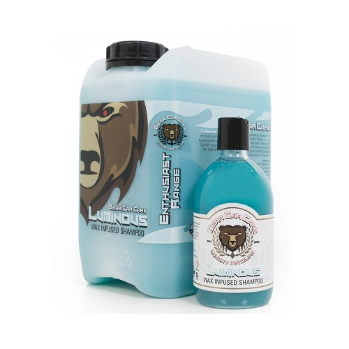 Bear Car Care Luminous Wax Shampoo