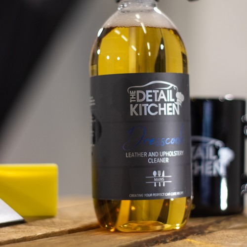 The Detail Kitchen - Dresscode Leather and Upholstery Cleaner