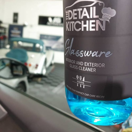 The Detail Kitchen - Glassware Glass Cleaner