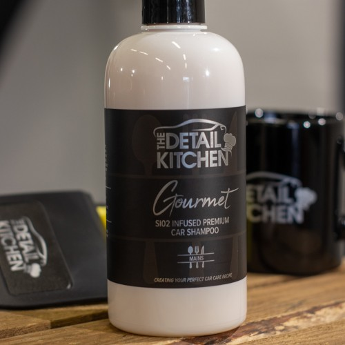 The Detail Kitchen - Gourmet Si02 Infused Shampoo